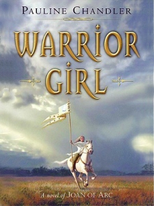 Book Cover: Warrior Girl by Pauline Chandler