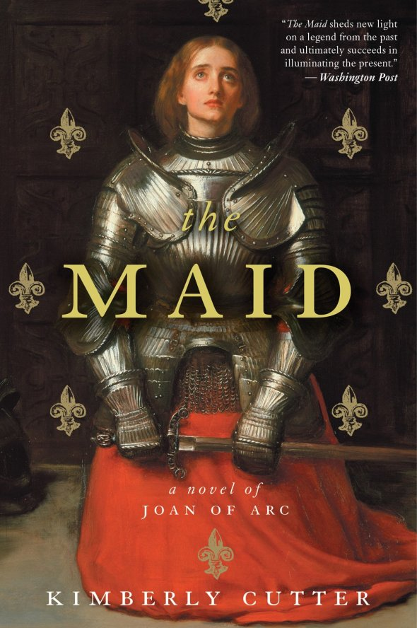 Book cover: The Maid by Kimberly Cutter