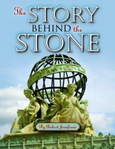 Book cover: The story behind the stone by Robert Jeanfreau