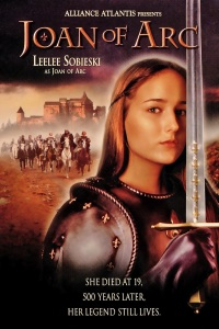 Joan of Arc movie starring Leelee Sobieski