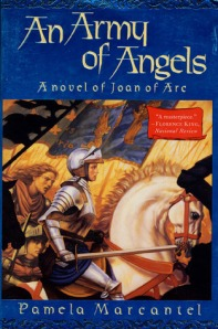 Book cover: An Army of Angels by Pamela Marcantel
