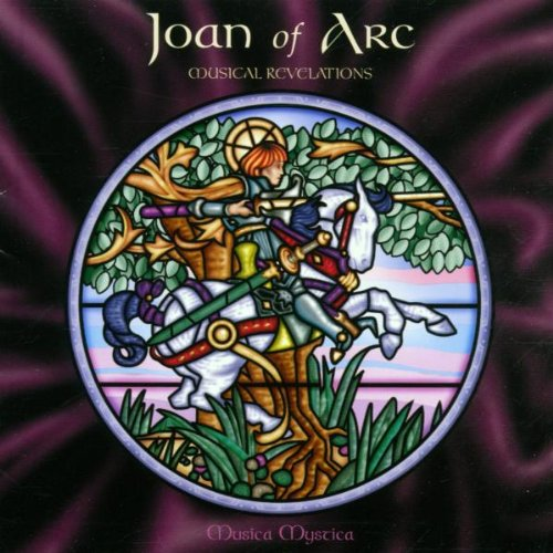 Album cover: Musical Revelations of Joan of Arc