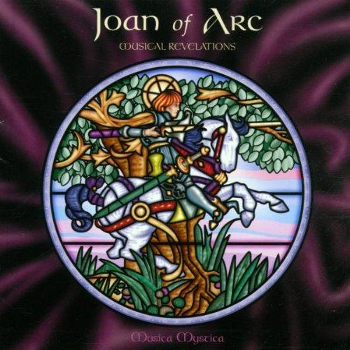 Album cover: Musical Revelations of Joan of Arc