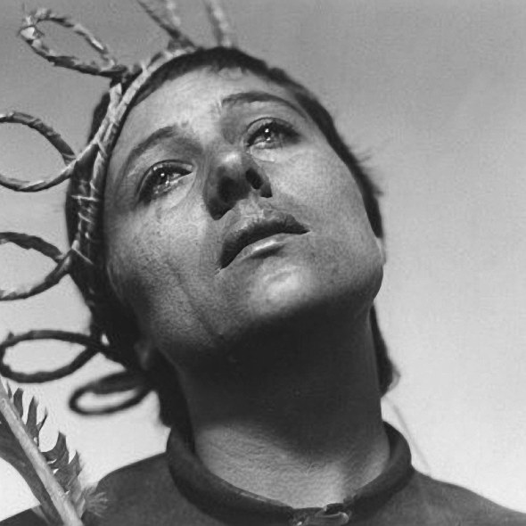 The Passion of Joan of Arc movie scene