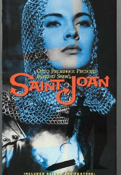 Saint Joan 1957 movie