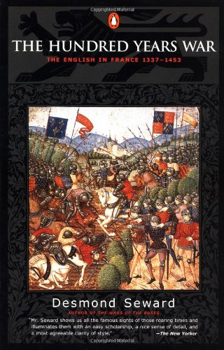 Book Cover: The Hundred Years War by Desmond Seward