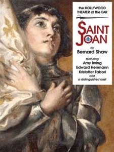 "George Bernard Shaw's classic play ""Saint Joan"""