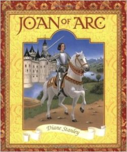Joan of Arc by Diane Stanley book cover