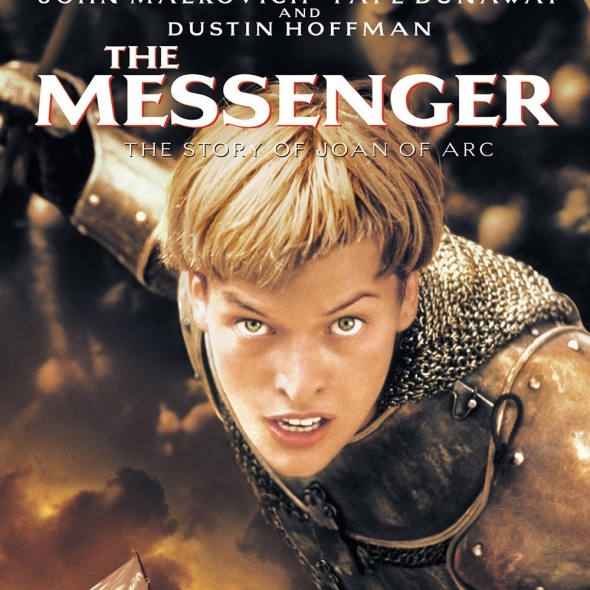 The Messenger movie cover