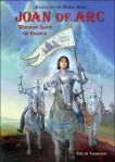 Book cover Joan of Arc Warrior Saint of France by Paul Thompson