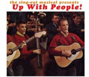 Album Cover: Up with People (1966)
