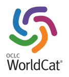 WorldCat logo (database of library catalogs)