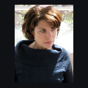 Portait photo of author Nancy Goldstone