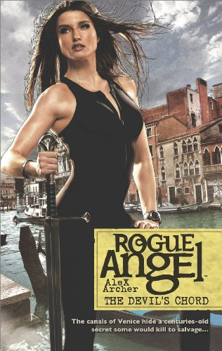 Book cover Rogue Angel series: The Devil's Chord