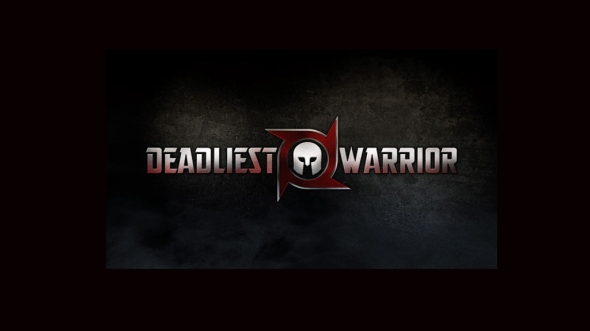 Deadliest Warrior TV show logo