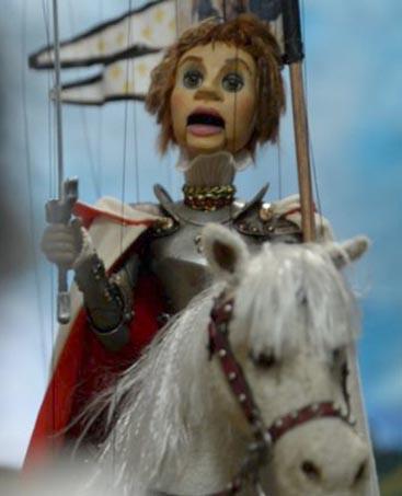 Marionette Joan